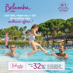 BELAMBRA - Early Booking été 2020
