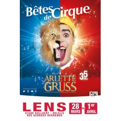 Réduction Cirque Arlette GRUSS - LENS - 2020 &Wengel