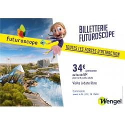 Promotion FUTUROSCOPE 2020 &Wengel