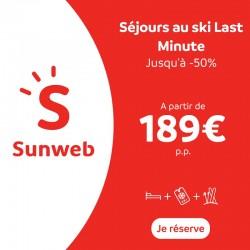SUNWEB - Séjours Last Minute