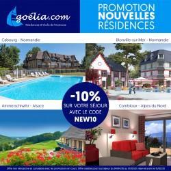 GOÉLIA - Promo Nouvelle Résidences