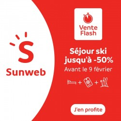 SUNWEB - Ventes Flash