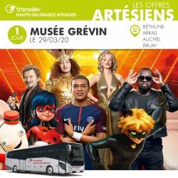 Voyage 1 Jour - Musée Grévin 29/03/20