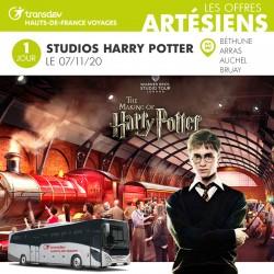 Voyage 1 Jour - Studios Harry Potter