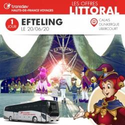 Voyage 1 Jour - Efteling 20/06/20
