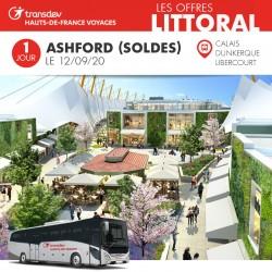 Voyage 1 Jour - Ashford (soldes) 12/09/20