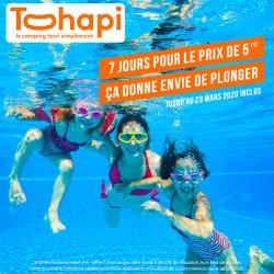 TOHAPI - 7 jours pour le prix de 5