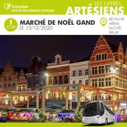 Voyage 1 Jour - Marché de Gand 13/12/2020