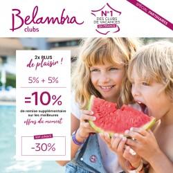 BELAMBRA - Bonus Doublé