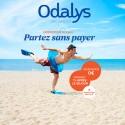 ODALYS - Partez sans payer