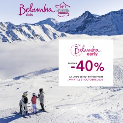 BELAMBRA - Early Hiver