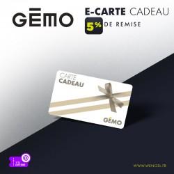 Réduction GEMO - E-Carte Cadeau &Wengel
