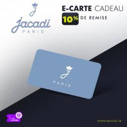 Réduction JACADI - E-Carte Cadeau &Wengel