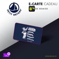 Réduction PETIT BATEAU - E-Carte Cadeau &Wengel