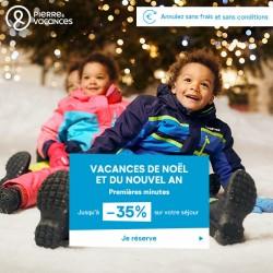 PIERRE & VACANCES - Vacances Noël et Nouvel an