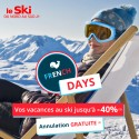 LE SKI DU NORD AU SUD - French Days
