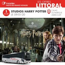 Voyage 1 Jour - Studios Harry Potter 22/08/20