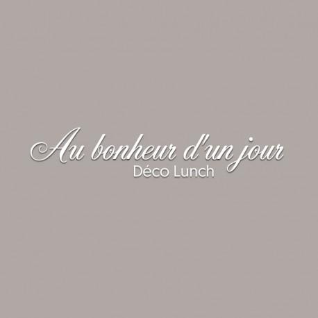 AU BONHEUR D'UN JOUR - Waziers