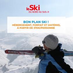 LE SKI DU NORD AU SUD - Bon Plan Ski