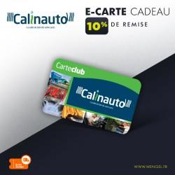 Remise CALINAUTO - Carte Club 50€ &Wengel