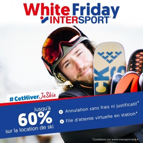 INTERSPORT SKI - White Friday