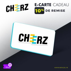 Réduction CHEERZ - E-Carte Cadeau &Wengel