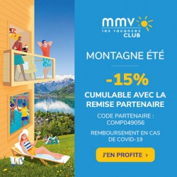 MMV - Early Booking été