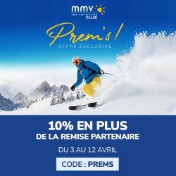 """MMV - Offre exclusive """"PREM'S"""" Hiver 2022"""