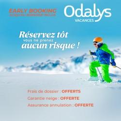 ODALYS - Premières minutes Hiver 2021/2022