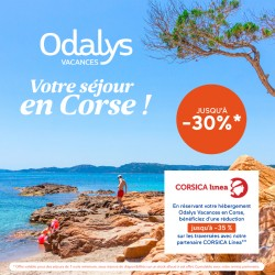 ODALYS - Offre Corse