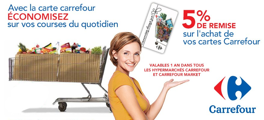 remise achat carrefour wengel