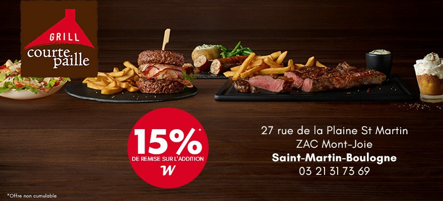 15% de réduction