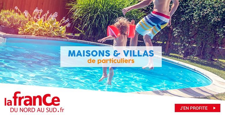 Envie de partir en famille ou entre amis ? N'hésitez plus et profitez de nos maisons et villas. De quoi passer des vacances inoubliables !