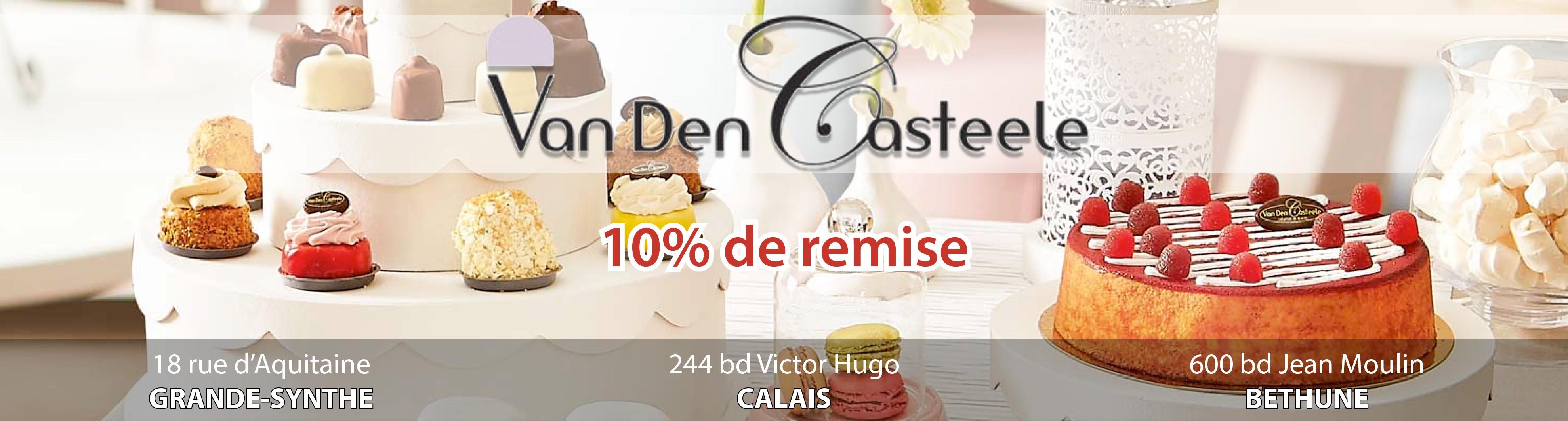 VAN DEN CASTEELE REMISE WENGEL CARTE W GLACIER