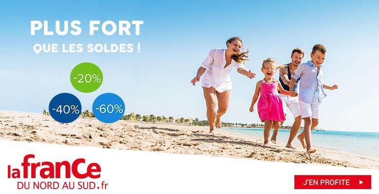 Les vacances d'été sont presque là, c'est le moment de trouver votre location. Profitez des dernières disponibilités à petits prix pour partir en juillet !